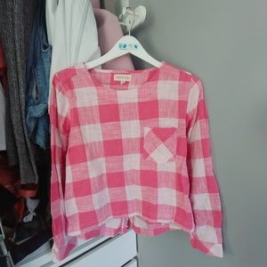 Anthropologie Cloth and Stone blouse size XS